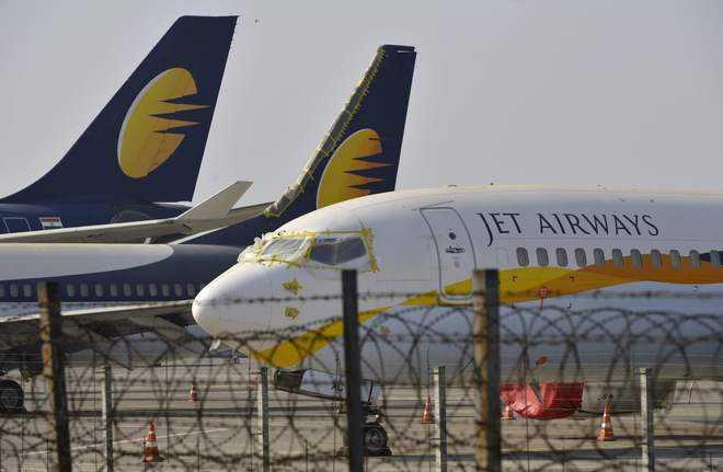 Jet Airways grounded as lenders refuse funding