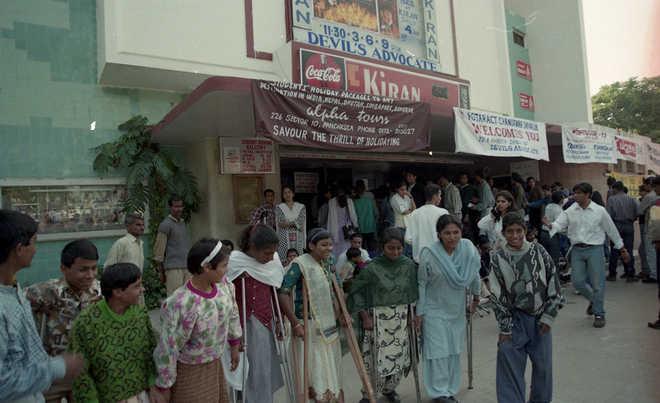 Ray of hope eludes Kiran Cinema