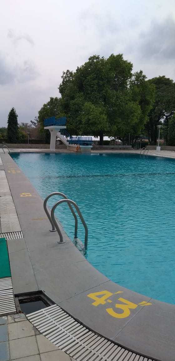 Five swimming pools to open next week