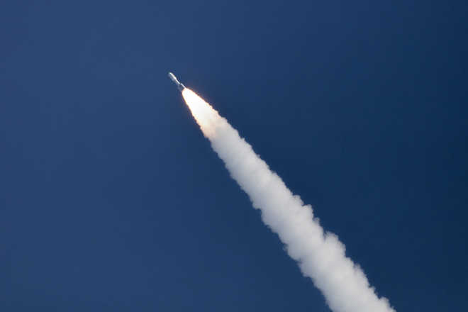 Nepal launches its first satellite from US