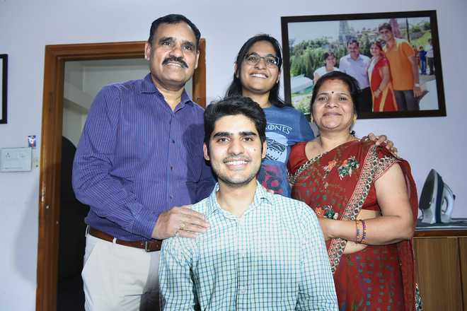Civil services topper gets 55.35 per cent marks
