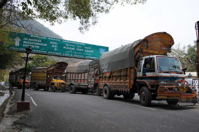 Govt suspends trade across LoC in J&K after reports of misuse