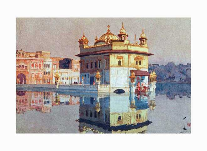 Sikhs, as the West saw them
