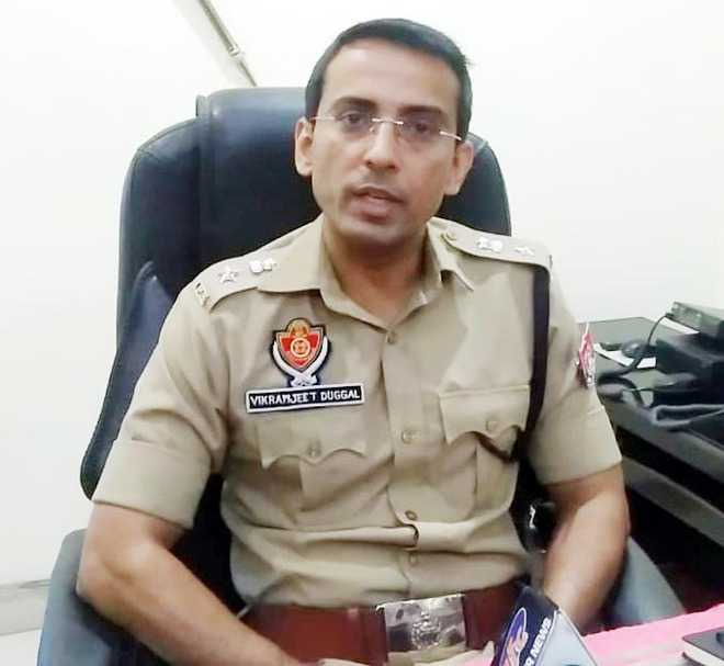 New SSP takes charge