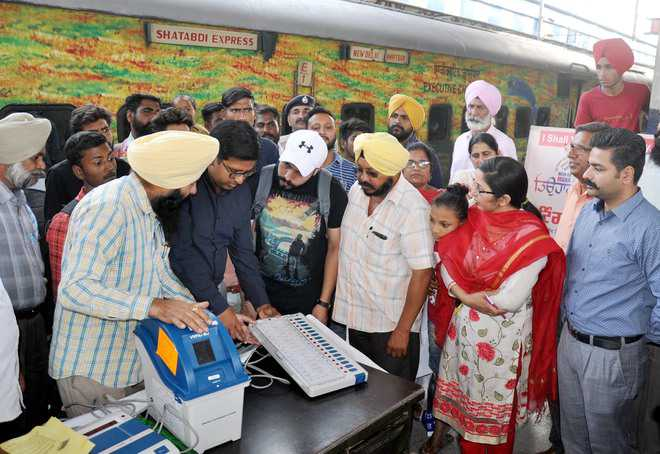 Voter awareness campaign