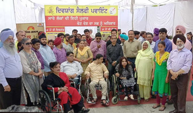 Social body supports inclusion of differently abled voters