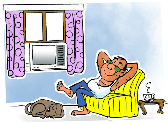 Split air-conditioners feel the heat in Punjab