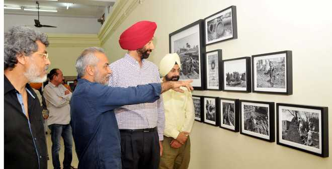 Exhibition displays forgotten heritage