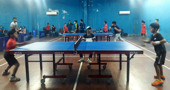 Satvik, Aarav enter boys table tennis meet final