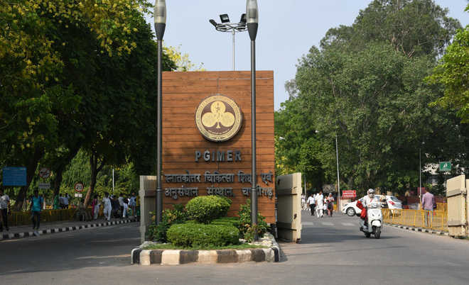 Acted swiftly on complaint  by researcher: PGI Director
