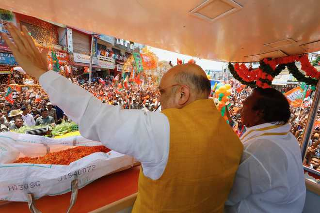 Modi should be installed as PM to give befitting reply to terrorism, Pak: Shah