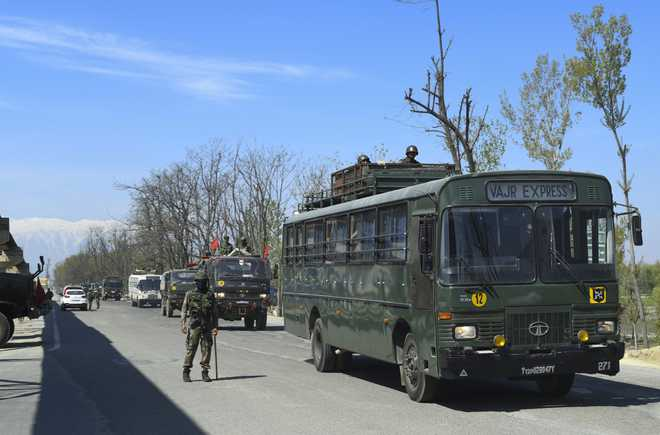 Restrictions on civilian traffic on Srinagar-Jammu highway partially relaxed