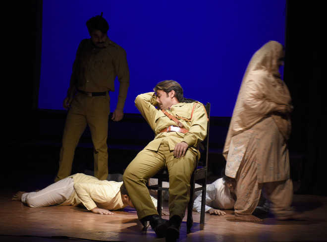 Play on Jallianwala Bagh relives 1919 tragedy