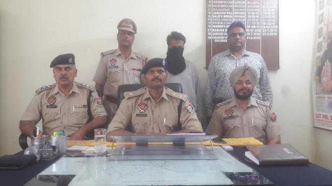 Blind murder case cracked, youth held