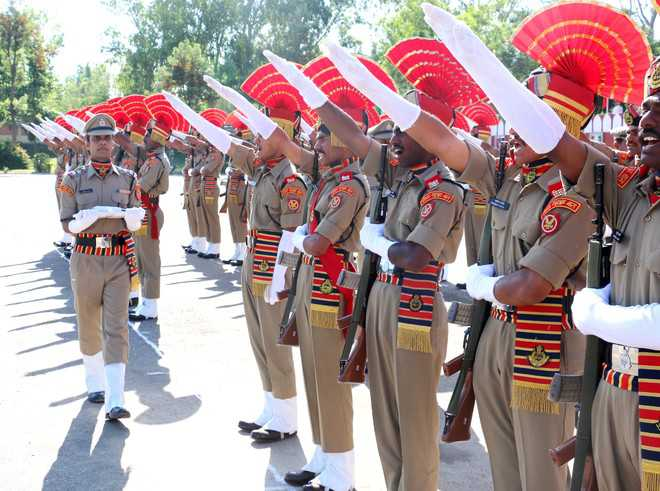 163 inducted as constables