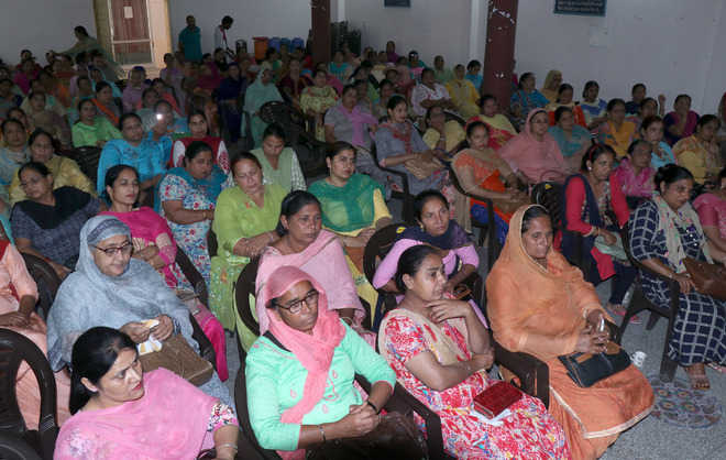 Anganwadi workers to launch state-wide protest on April 28