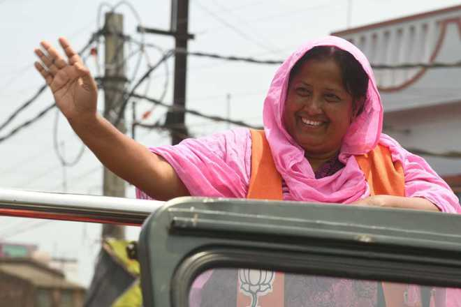 BJP's first-ever Muslim woman candidate says Muslims want Modi