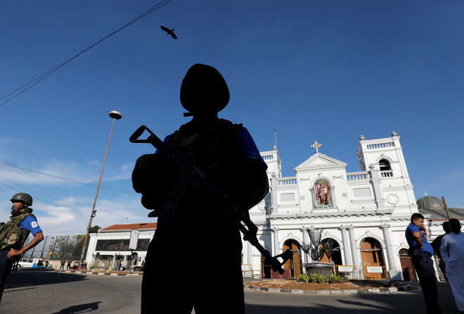Sri Lanka attacks death toll rises to 290, about 500 wounded: Police