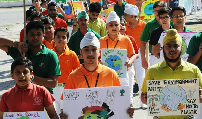 World Earth Day celebrated