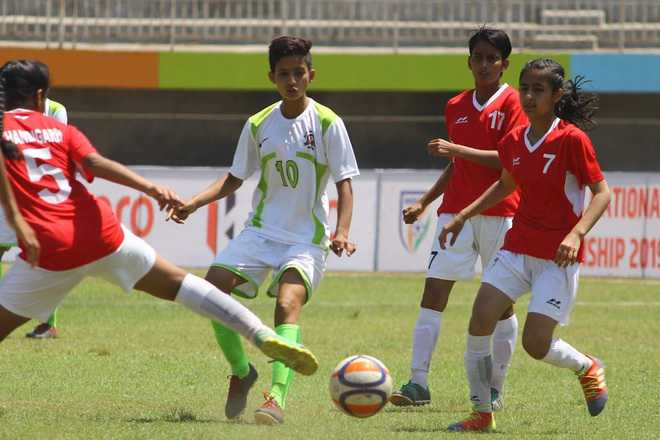 City girls face crushing defeat to Himachal