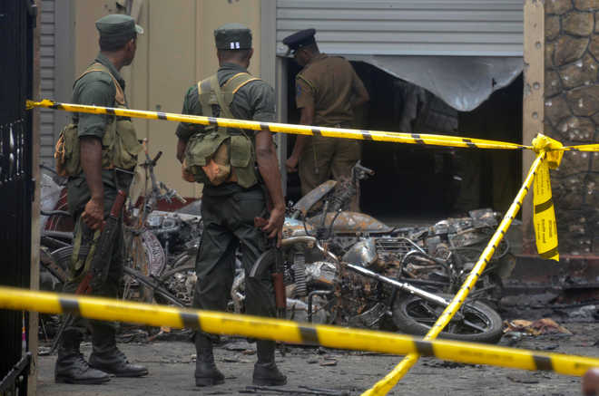 24 people arrested in connection with multiple blasts in Sri Lanka