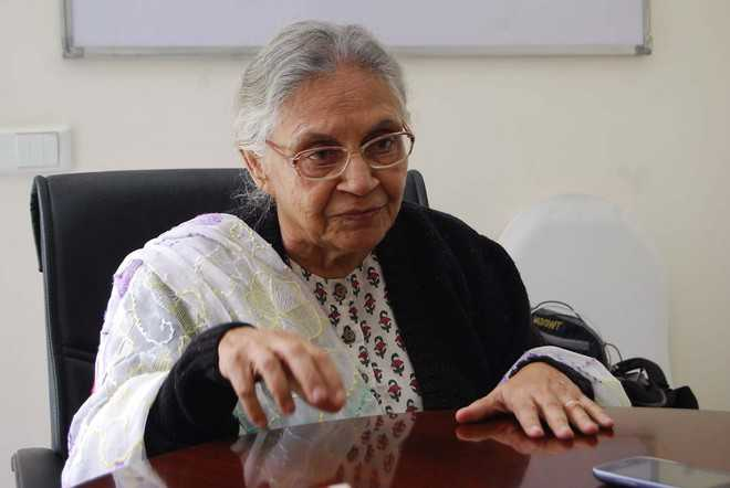 No Cong-AAP alliance in Delhi; Sheila, 5 other candidates announced