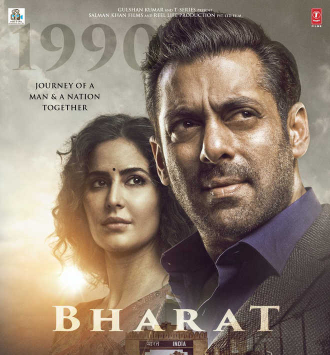 ''Bharat'' trailer shows India''s history Salman style