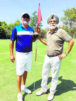 At Chandigarh Golf Club,  it's time to vote again
