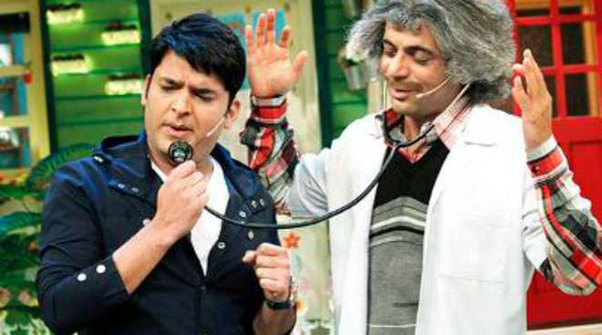 Comedian Sunil Grover to be on 'The Kapil Sharma Show' in June?