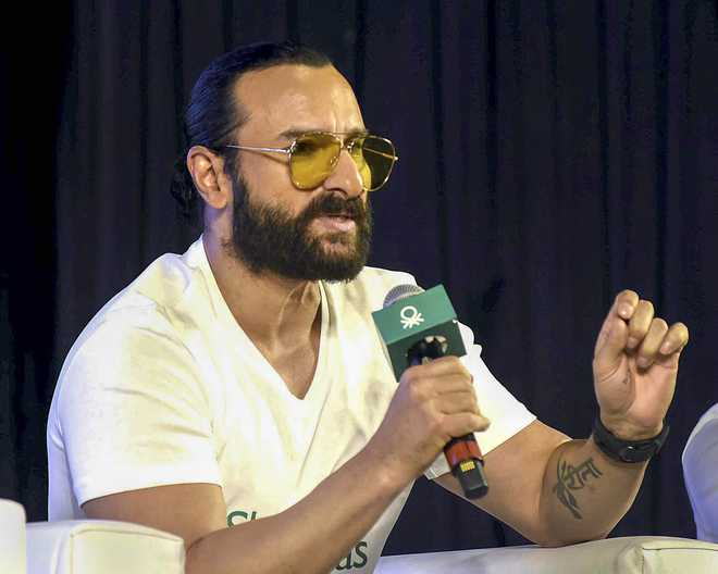 Every leader should be aware of India's 'power of unity', says Saif Ali Khan