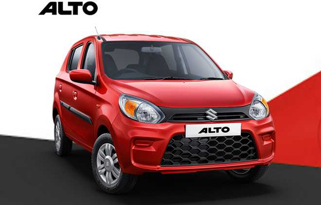 Maruti drives in new Alto 800, price starts at Rs 2 93 lakh