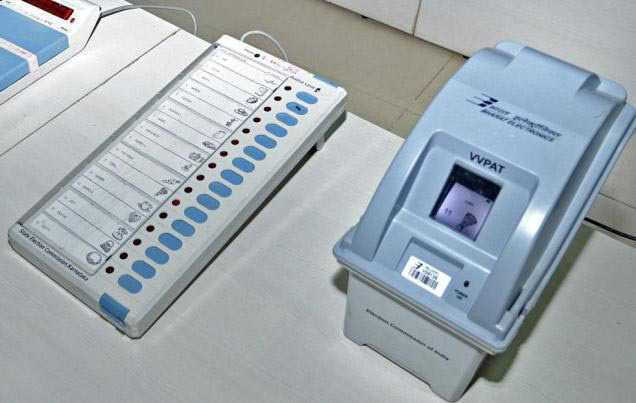 Oppn seeks review of SC order on matching VVPAT slips with EVMs