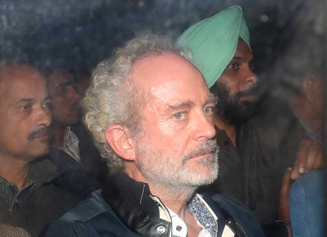British legal team takes Christian Michel case to UN alleging 'torture' by India
