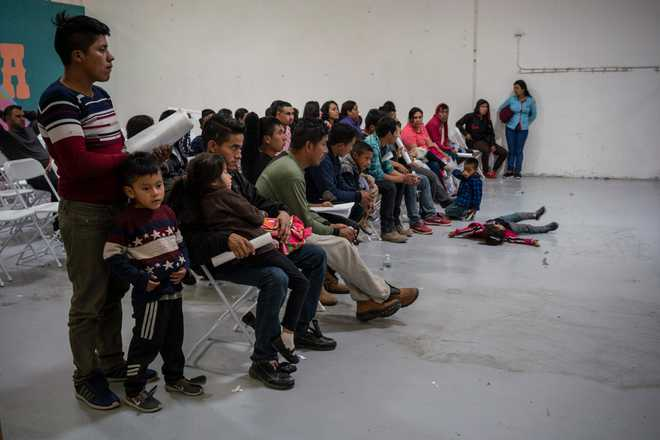 New 'House of the Refugee' gives hope to migrants in southern US