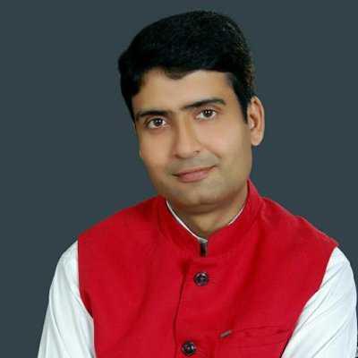 BJP supporters attack Congress MLC during live TV debate in Uttar Pradesh