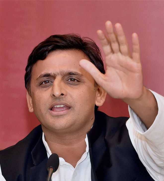 Cong more keen on forming UP govt in 2022, rather than halting BJP: Akhilesh Yadav