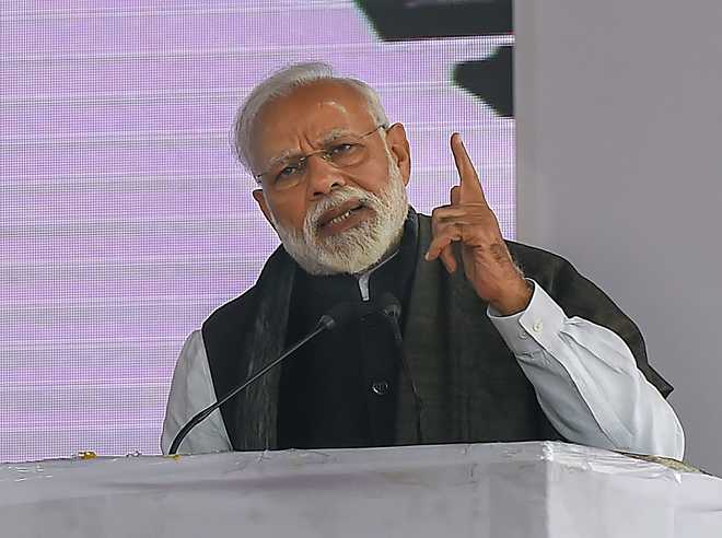 Law equal for all, raid my house if I do anything wrong: PM Modi