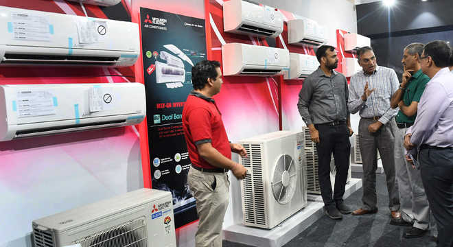 4-day CII Coolex kicks off in city