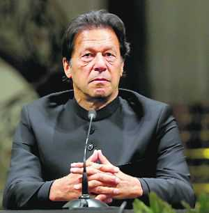 Ties with India 'only problem' for peace in region: Pak PM