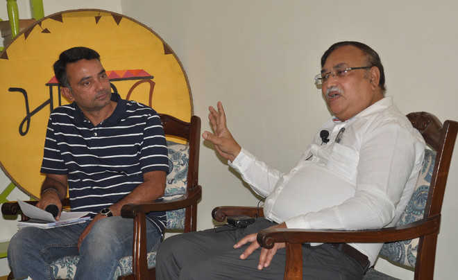 Discussion on Premchand's literature