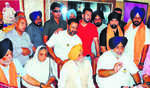 Tohras in SAD, Sukhbir says Badal happiest over return