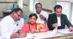 Took no name, said nothing wrong: Pragya to poll panel