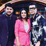 'The Kapil Sharma Show': Karan Johar teases Kareena Kapoor for gossiping; Kajol calls him 'show-off'