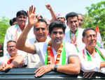 Vijender aspires to be India's Pacquaio, says won't give up boxing