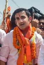 Gautam Gambhir's nomination accepted hours after objections raised by AAP