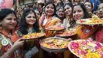 PM Modi holds mega roadshow in Varanasi