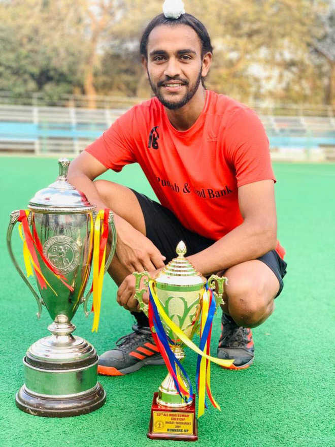 Jaskaran Singh makes it to Indian hockey team, to play in