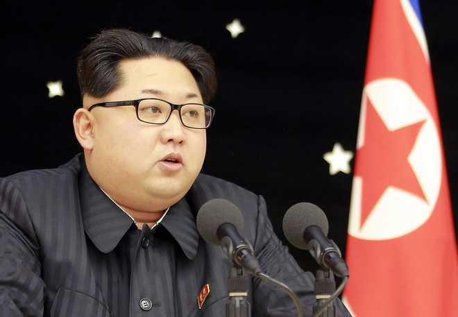 N Korea fires short-range 'projectiles', raising tension amid stalled talks