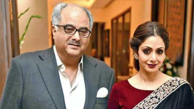 Boney Kapoor breaks down while talking about Sridevi: 'Forgetting her is impossible'