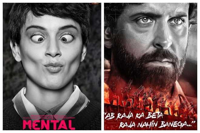 Kangana Ranaut vs Hrithik Roshan once again: 'Mental Hai Kya